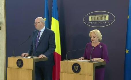 """România a cerut sprijin """"tehnic și financiar"""" de la UE pentru a reduce efectele pestei porcine. VIDEO"""