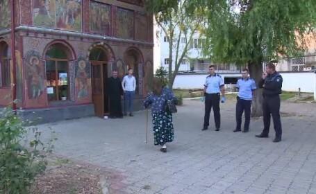 Un bărbat s-a spânzurat în curtea unei biserici din Târgovişte, chiar de Ziua Crucii