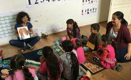 3500 de copii au participat vara aceasta la Ateliere Șotron, susținute de peste 600 de profesori-voluntari