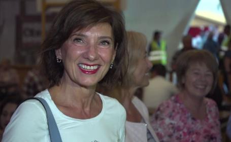 Carmen Iohannis, Oktoberfest