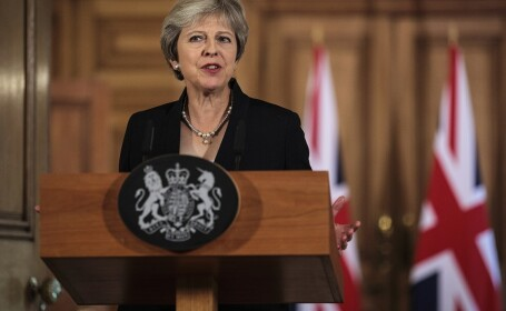 Ultimatumul dat de Theresa May Uniunii Europene. \
