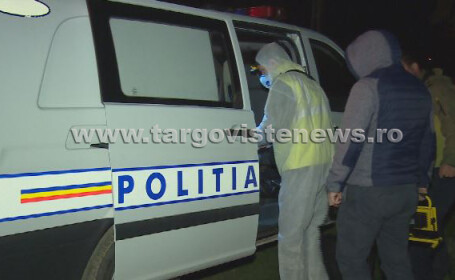 Bărbat din Dâmboviţa, găsit mort în casă de soţia sa, cu urme de lovituri