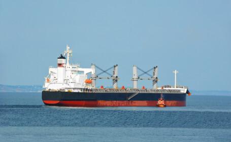 nava comerciala de transport