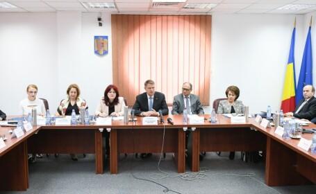 Klaus Iohannis, magistrati, CSM