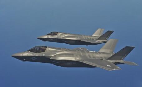 Armata SUA a blocat la sol întreaga flotă de avioane F-35, cele mai scumpe din istorie