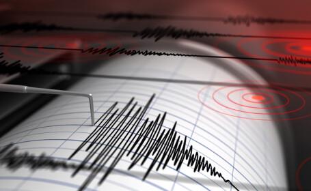 Cutremur cu magnitudinea de 6,4 în Grecia