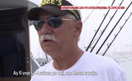 """Eroul care a salvat 5 vieți în incendiul din California: """"Aş fi vrut să-i ajut pe toţi"""""""