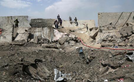 Oficial roman, decedat in atentatul din Kabul - 2