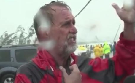 Uraganul Dorian i-a luat totul, inclusiv soția. Mărturia sfâșietoare a unui pescar