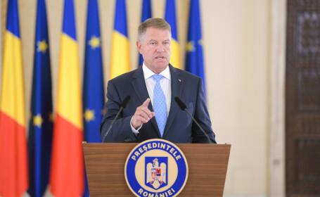Preşedintele Iohannis a cerut demisia şefului DIICOT, Felix Bănilă. \