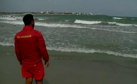 Un tânăr a murit înecat la Vama Veche după ce a ignorat avertismentele salvamarilor