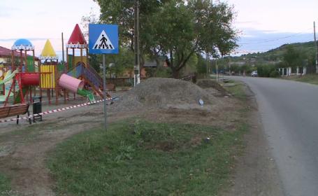 Fetiță din Iași, spulberată de un șofer fugar