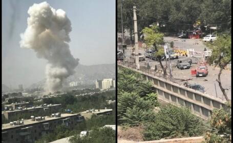 Un militar român a murit în urma noii explozii de la Kabul. Sunt 10 morți și 40 de răniți. VIDEO