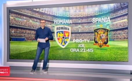 ROMANIA - SPANIA
