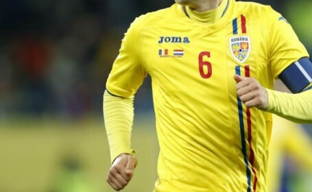 ROMÂNIA - SPANIA, PROTV: Sondaj naţional: cine merită banderola naţionalei? VOTEAZĂ AICI