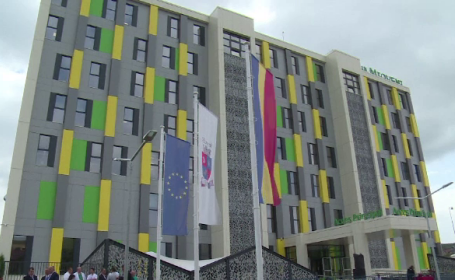 Cum arată primul spital construit de la zero în România, după 1989