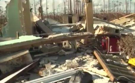 """Uraganul Dorian a făcut 30 de morți în Bahamas. Distrugerile vor afecta """"generații"""""""