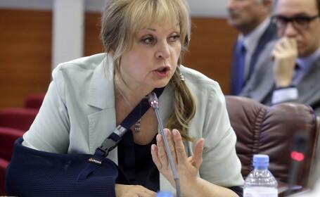 Șefa comisiei electorale, agresată cu un pistol cu electroşocuri înainte de alegeri