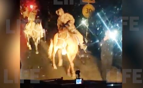 Observatori la alegerile din Rusia, atacaţi de călăreţi înarmaţi