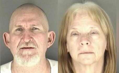 """Evadare în stil """"Bonnie și Clyde"""" pentru un cuplu din SUA, acuzat de crimă. Cum au scăpat de poliție"""