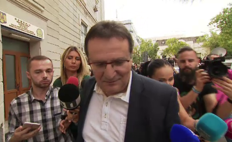 George Maior, audiat la DNA în calitate de martor, în legătură cu vizita lui Dragnea în SUA