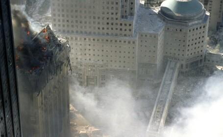 Fotografii nemaivăzute cu dezastrul provocat de atacul terorist din 11 septembrie - 4