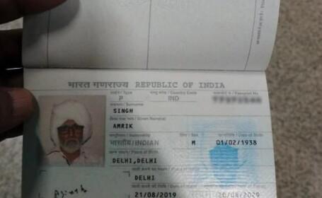 un indian de 32 de ani s-a deghizat într-un bărbat de 81