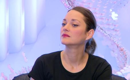 """Actriţa Marion Cotillard, în rolul Ioanei d'Arc, la București. """"Mi s-a părut magnifică"""