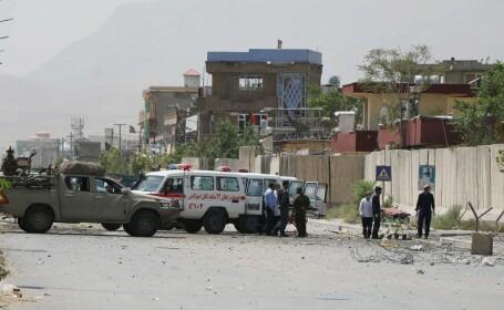 Atac american cu drona, în Afganistan. 30 de muncitori, uciși când se odihneau pe câmp