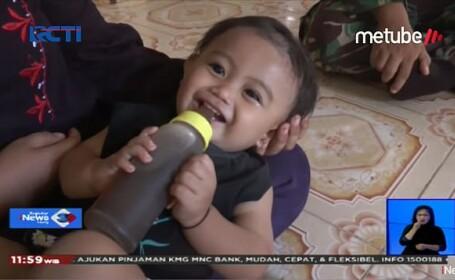 Motivul revoltător pentru care o familie îşi hrăneşte copilul cu cafea în loc de lapte. \