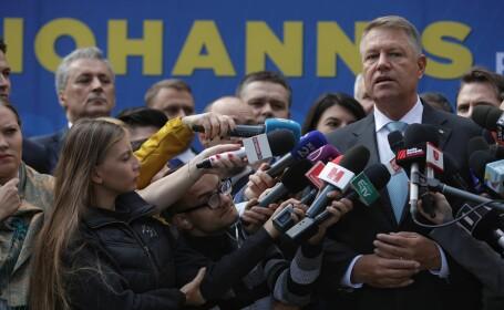"""Iohannis, după depunerea candidaturii la BEC: """"Am fost un fel de pompier atomic care a prevenit prăbușirea"""" - 6"""