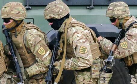 Soldati ucranieni