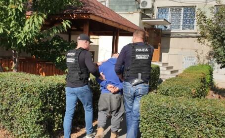 Un român membru într-o grupare mafiotă din Italia, prins în Buzău. Era urmărit din martie