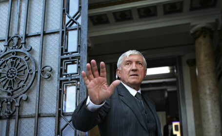 Mircea Diaconu şi-a depus candidatura la prezidențiale. \