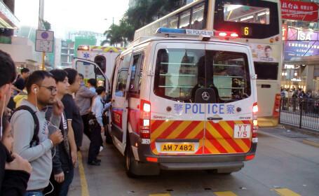 Poliție China