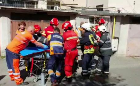 Noi informații în cazul fraților căzuți de la etajul 5. Cum s-a produs de fapt tragicul incident