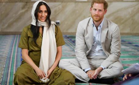 """Meghan Markle l-a descris pe Harry drept """"cel mai bun tată"""". Ducii, în vizită în Africa de Sud - 2"""
