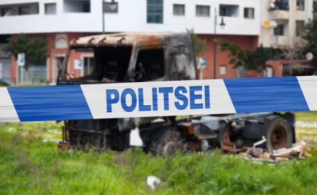 estonia, politie