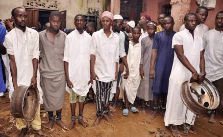 Coșmar pentru 400 de tineri, într-o școală din Nigeria. De ce erau violați și torturați - 1