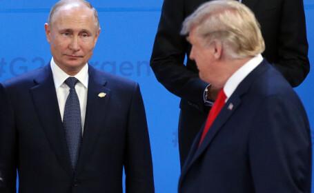 CNN: Casa Albă a restricționat accesul la discuțile telefonice dintre Trump și Putin