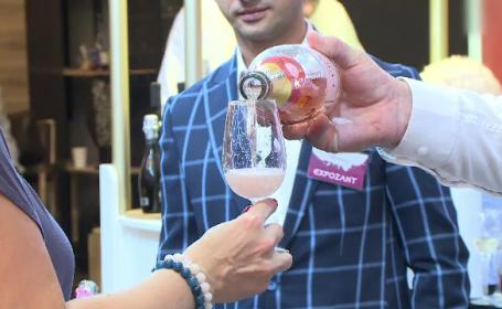 Românii își aleg vinul mai atent. Cât costă sticlă de spumant dedicată amatorilor de Formula 1