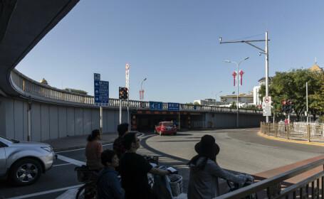 Impact violent între un autobuz și un camion în China: sunt 36 de morți