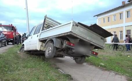 accident mortal Brașov