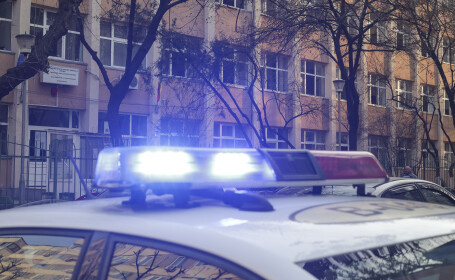 Ameninţarea cu bombă de la Şcoala Americană nu se confirmă