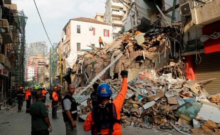 Ce a produs explozia devastatoare din portul Beirut. Concluziile unei anchete FBI