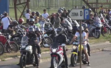 """Motocicletele, tot mai căutate în România: """"Această pasiune se transmite, este ca o epidemie"""""""