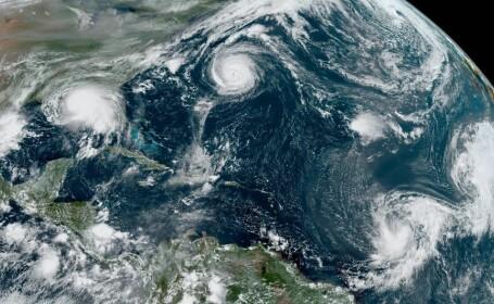 Uraganul Sally a ajuns la categoria a doua şi se apropie de coastele americane