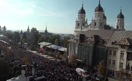 Pelerinajul de Sfânta Parascheva. Reacția Bisericii după restricțiile anunțate de autorități