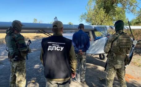 Un contrabandist de țigări din Ucraina a intrat de patru ori într-o noapte cu avionul în spațiul aerian al României