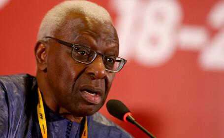 Fostul președinte IAAF, Lamine Diack, condamnat la patru ani de închisoare pentru corupție